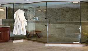 Frameless Showers Manhattan