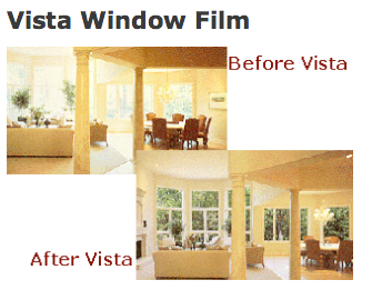 Vista Window Film