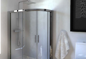 Shower Glass Restoration New York City